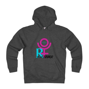 PLUTO RETROGRADE MATRIX RECODER Adult Unisex Heavyweight Fleece Hoodie
