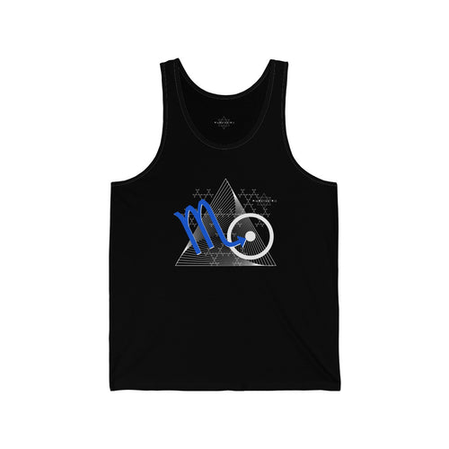 Scorpio Sun Tribe Tank for Men and Women by PIMPMYMATRIX