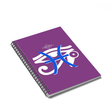 Pisces Sun Tribe Notebook