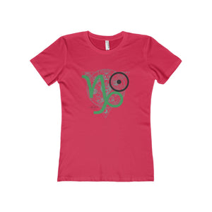 CAPRICORN SUN TRIBE Women's The Boyfriend Tee