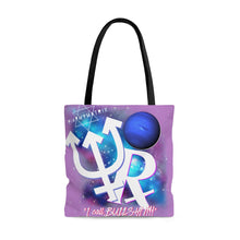 "Neptune Retrograde ""I call BULLSHIT!!!"" Tote Bag"