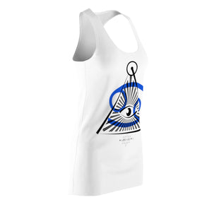CANCER SUN TRIBE Racerback Dress