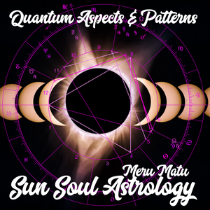 Quantum Aspects and Patterns Natal or Progressed Chart Reading