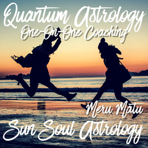 One-On-One Coaching with Meru Matu or Aquarius Roberts