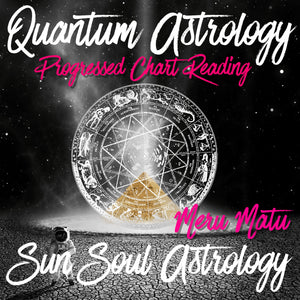 Progressed Chart Reading with Meru Matu or Aquarius Roberts