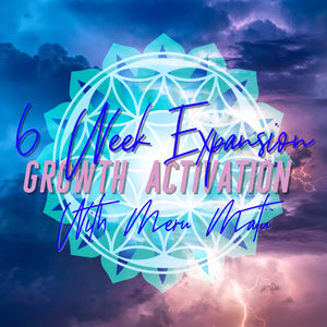 6 Week Expansion Growth Activation With Meru Matu