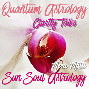 Clarity Talks with Meru Matu or Aquarius Roberts
