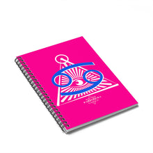 Cancer Sun Tribe Notebook