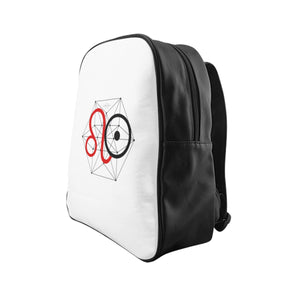 LEO SUN TRIBE School Backpack