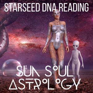 Starseed DNA Reading with Meru Matu
