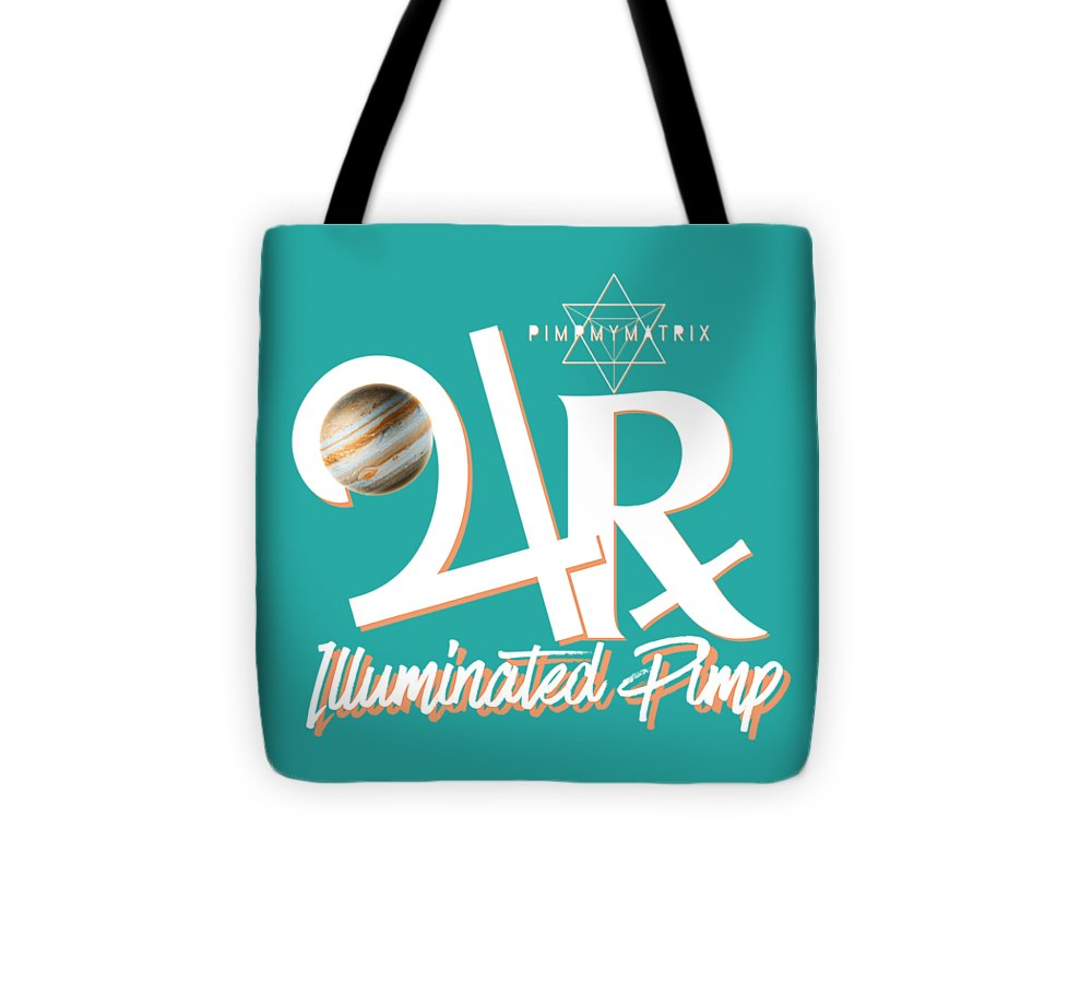 Jupiter Retrograde - Tote Bag