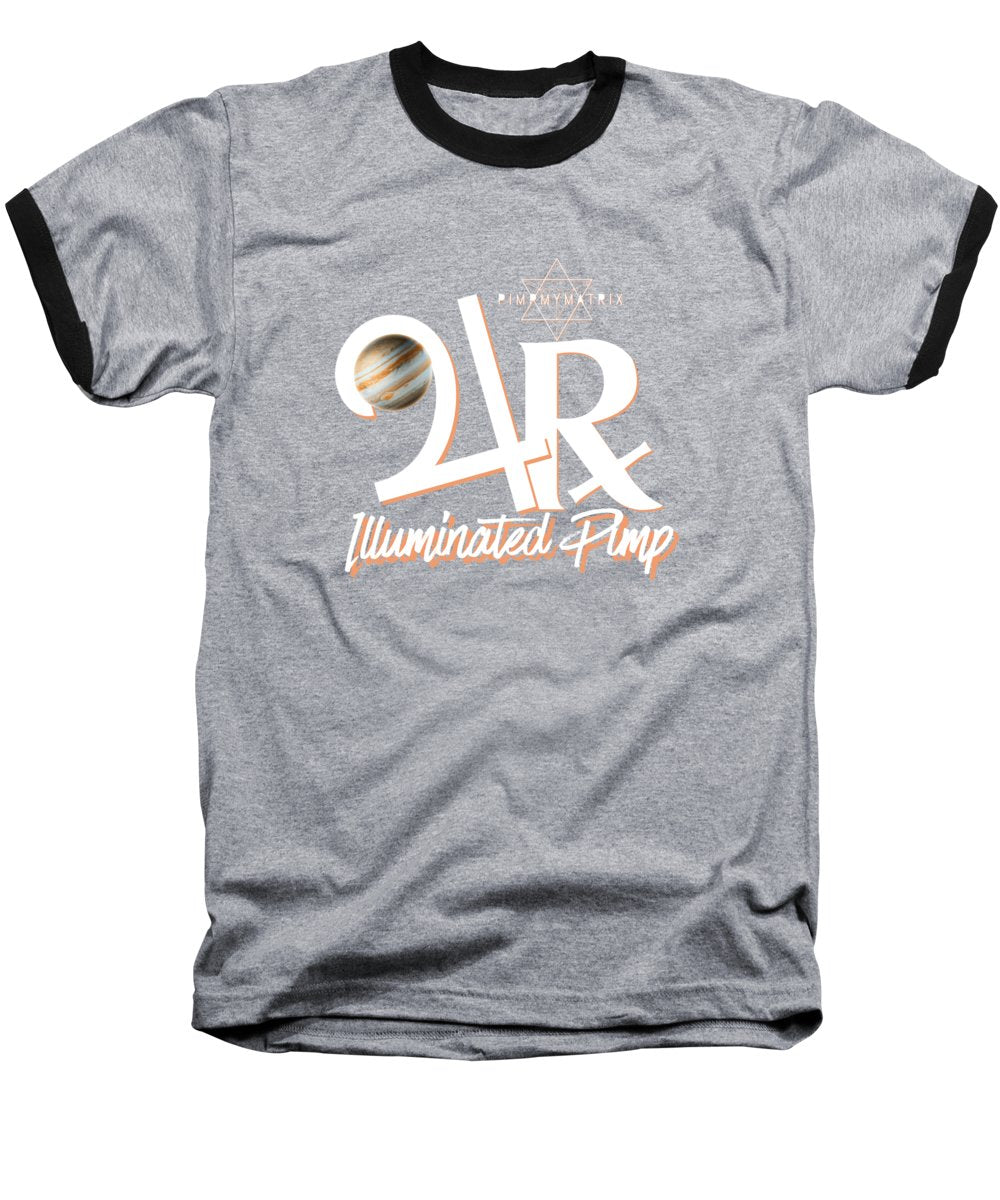 Jupiter Retrograde - Baseball T-Shirt