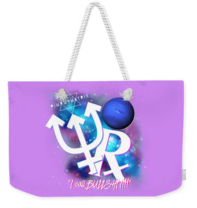 Neptune Retrograde  - Weekender Tote Bag