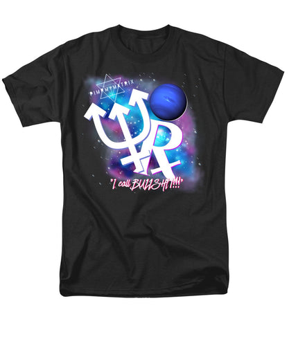 Neptune Retrograde  - Men's T-Shirt  (Regular Fit)