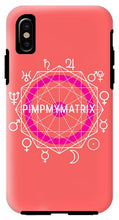 PIMPMYMATRIX Phone Case