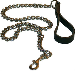 Mr B Dogleash with Chain