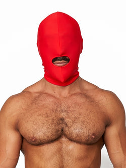Mouth Only LYCRA Hood