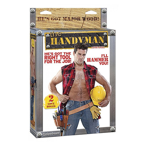 The Handyman Love Doll