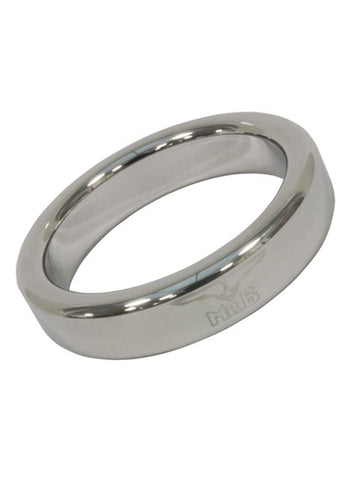 MrB Stainless Steel Light Cockring 40mm