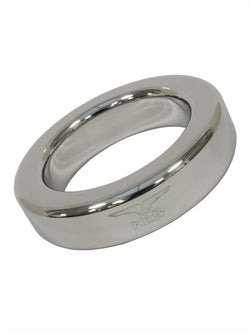 Mr B Stainless Steel Heavy Cockring 40mm
