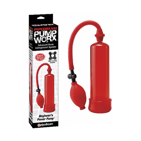 Pipedream Pump Worx Silicone Power Pump