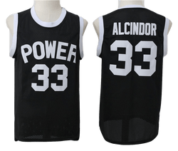Power High School Lew Alcindor Jersey - Hype Jerseys