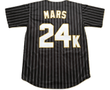 Bruno Mars 24k Magic Hooligans Baseball Jersey - Hype Jerseys
