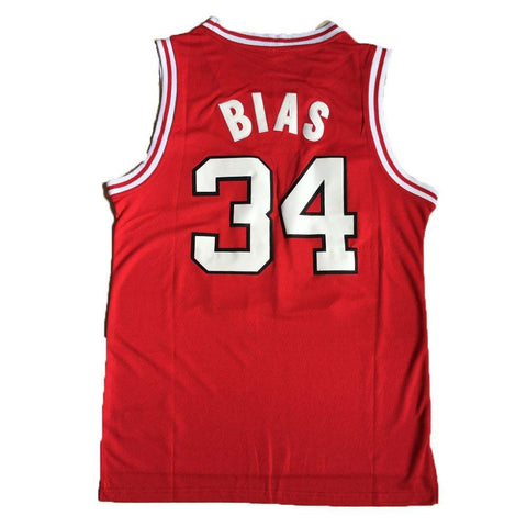 the best attitude 2a71f 04ae0 Len Bias Maryland Jersey – Hype Jerseys