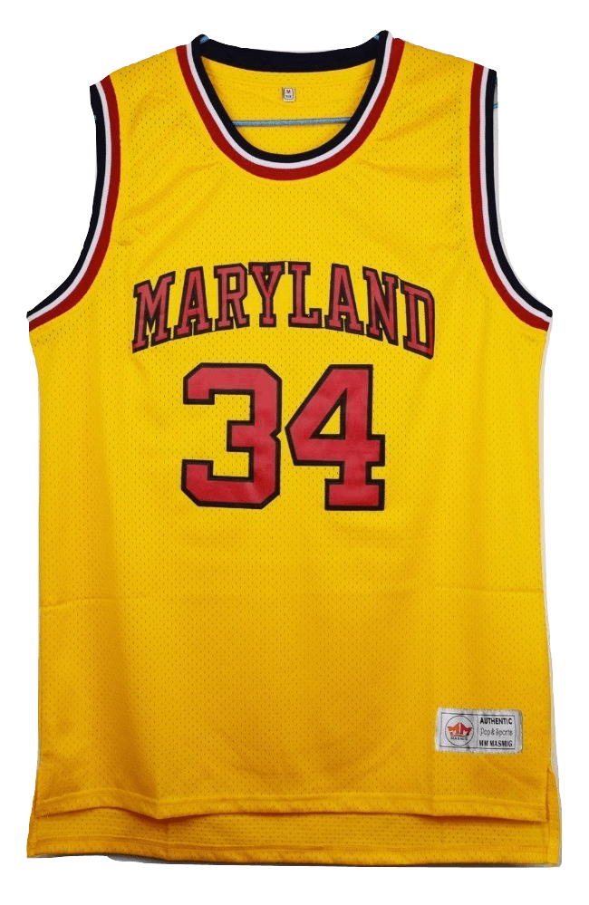 san francisco 51bcb cd077 Len Bias Maryland Jersey