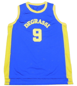 Jimmy Brooks Degrassi Community School Jersey - Hype Jerseys