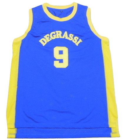 d7daea1b4aea Jimmy Brooks Degrassi Community School Jersey – Hype Jerseys