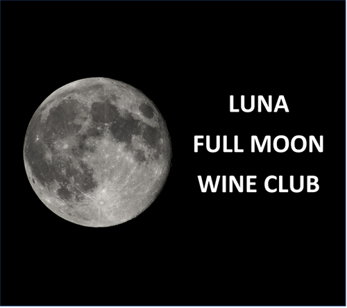 Wine Club membership - Full Moon (12 bottles a year)