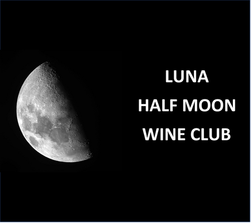 Wine Club membership - Half Moon (12 bottles a year)