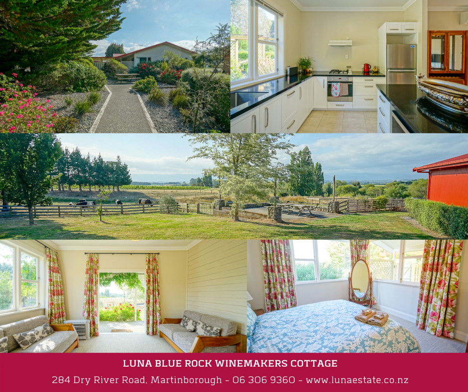 Winemakers Cottage - per night stay