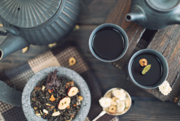 Type of teas and their health benefits
