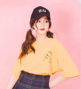 Yellow Short Sleeve T-Shirt - Bearie Celebrate
