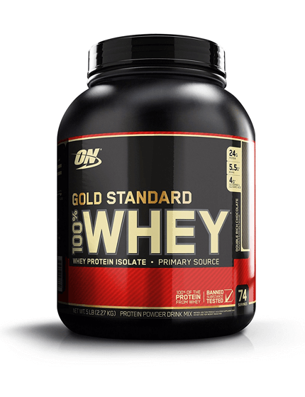 100% WHEY GOLD STANDARD 01