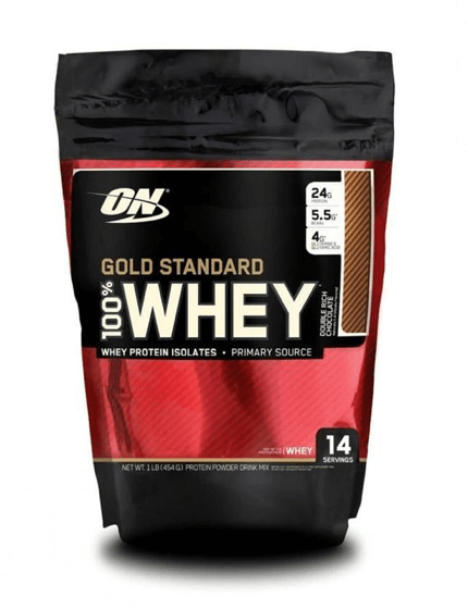 100% WHEY GOLD STANDARD 02