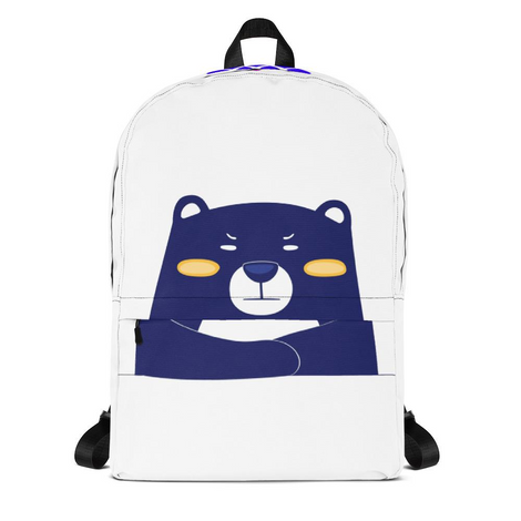 Backpack - Bearie_Serious