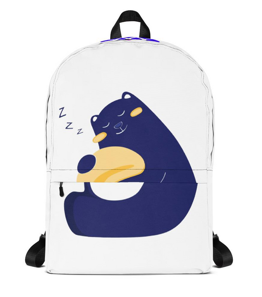 Backpack - Bearie_Sleep