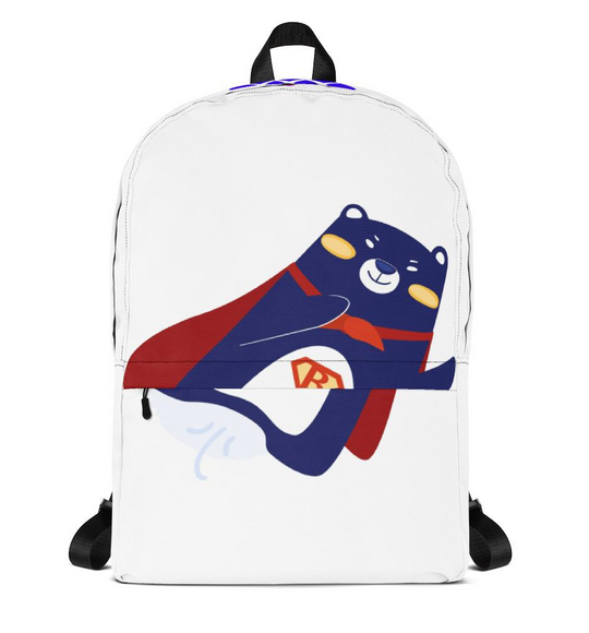 Backpack - Bearie_Superman v1