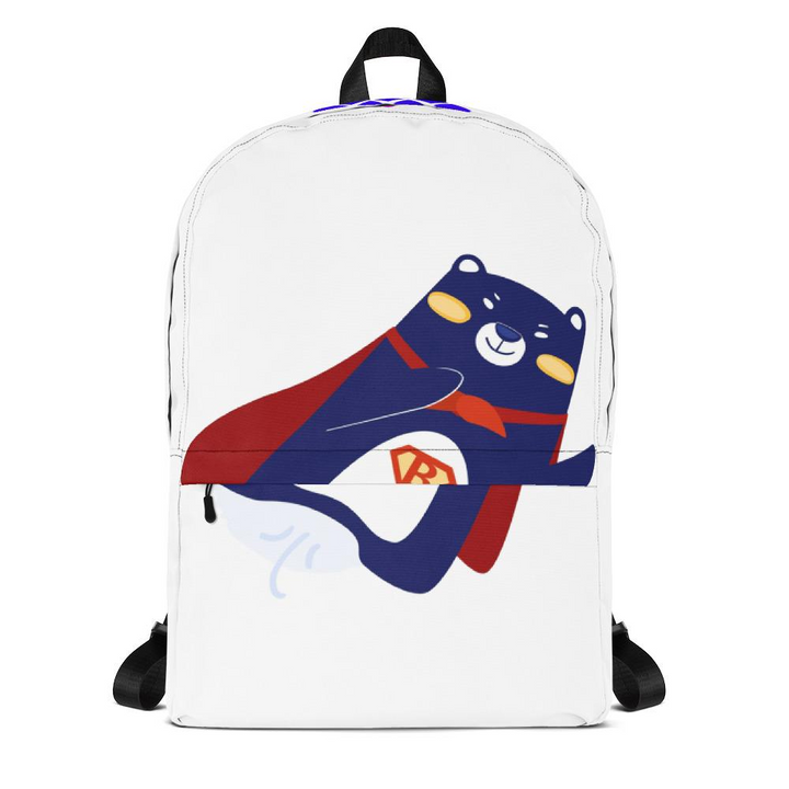 Backpack - Bearie_Superman