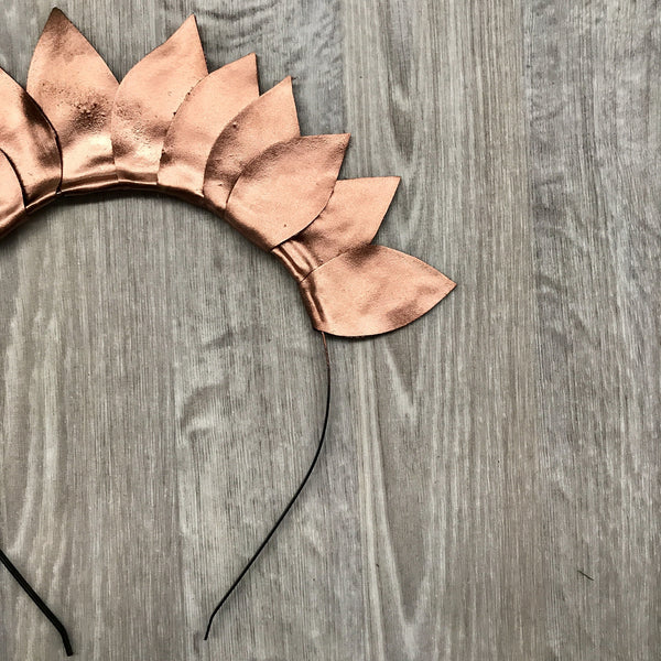 Adele Crown - Rose Gold