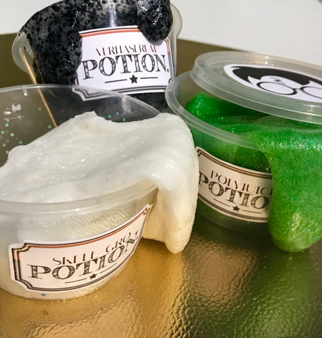 The Slime Princess- HARRY POTTER- potion slime set.
