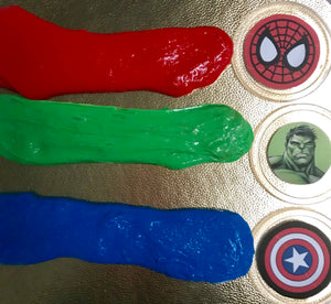 The Slime Princess - Marvel Mini Slime Set.