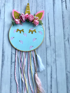 Sparkles The unicorn - Dreamcatcher.