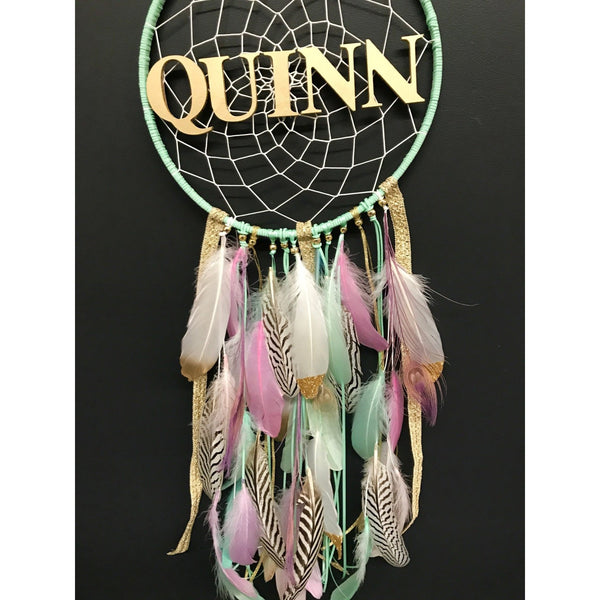 Unicorn name Dreamcatcher.