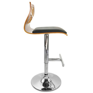 Jude Kitchen Bar Stool Black