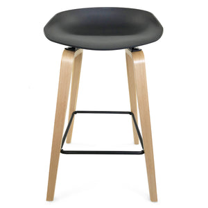 Trudell Bar Stool Black