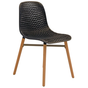 Jayco Alfresco Chair in Black